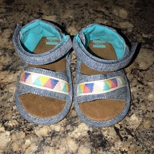 Toddler Toms sandals